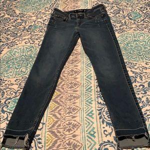 Hollister high waist jeans size 3 r w26 l 30